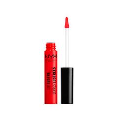 Блеск для губ NYX Professional Makeup Lip Lustre Glossy Tint 01 (Цвет 01 Mystic Gypsy variant_hex_name 9D072A)