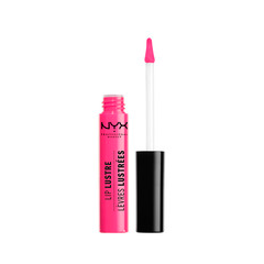 Блеск для губ NYX Professional Makeup Lip Lustre Glossy Tint 06 (Цвет 06 Euphoric variant_hex_name FF3074) блеск для губ nyx professional makeup butter gloss 06 цвет 06 peach cobbler variant hex name fe5244