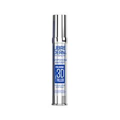 Антивозрастной уход Librederm 3D Гиалуроновый филлер. Ночной крем для лица (Объем 30 мл)