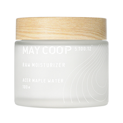 Крем May Coop Raw Moisturizer (Объем 80 мл) очищение may coop эссенция raw sauce объем 150 мл
