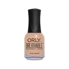 Лак для ногтей Orly Breathable 907 (Цвет 907 Nourishing Nude variant_hex_name debeb4)