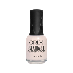 Лак для ногтей Orly Breathable 908 (Цвет 908 Barely There variant_hex_name f2eef2)