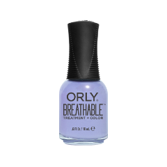 Лак для ногтей Orly Breathable 918 (Цвет 918 Just Breath variant_hex_name 9fa6dc)