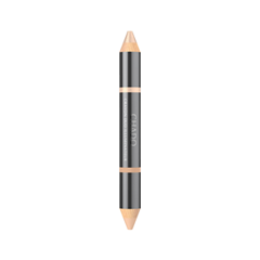 Карандаш для бровей Chado Duo Illuminateur (Цвет 384 Naturel variant_hex_name EABEA1) карандаш для бровей chado mine de rien 360 цвет 360 brun variant hex name 665a4e