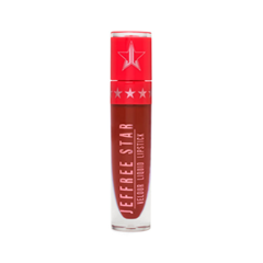 Жидкая помада Jeffree Star Velour Liquid Lipstick Designer Blood (Цвет Designer Blood variant_hex_name 6A1F19) тени jeffree star палетка теней androgyny