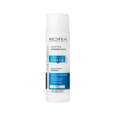 Шампунь Kora Complex Keratin Aquabalance Shampoo (Объем 250 мл)