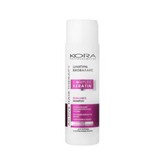 Шампунь Kora Complex Keratin Biobalance Shampoo (Объем 250 мл)