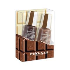 Лак для ногтей Mavala Набор Chocolate Kit набор эм 02 шоколад 7ка021м 1148046