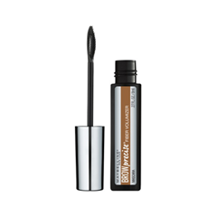 Тушь для бровей Maybelline New York Brow Precise Fiber Filler 02 (Цвет 02 Dark Blonde variant_hex_name 96643C) подарки maybelline new york набор объем 9 5 мл 1 78 мл
