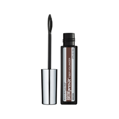 Тушь для бровей Maybelline New York Brow Precise Fiber Filler 05 (Цвет 05 Medium Brown variant_hex_name 60423B) maybelline new york тушь для ресниц volum express тройной объем черная 10 мл