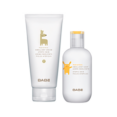 Для детей BABE Laboratorios Набор для атопичной кожи