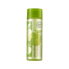 Снятие макияжа InnisFree Apple Juicy Lip & Eye Remover (Объем 100 мл) снятие макияжа the face shop phyto powder in lip and eye makeup remover green tea объем 100 мл