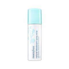 Дезодорант InnisFree Natural Deodorant Spray Mild (Объем 50 мл) natural flavonoids lotus leaf extract plant extract