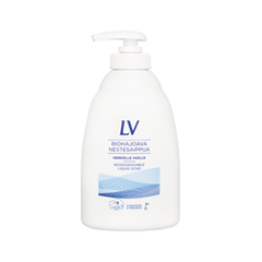Жидкое мыло LV Жидкое мыло (Объем 300 мл) жидкое мыло 300 мл sodasan жидкое мыло 300 мл