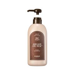 Шампунь SkinFood Argan Oil Silk Hair Shampoo (Объем 500 мл) kativa восстанавливающий защитный концентрат для волос 4 масла argan oil