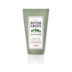 Пенка SkinFood Bitter Green Clay to Foam (Объем 170 мл) pure nature bitter melon extract bitter melon p e powder charantin to the world