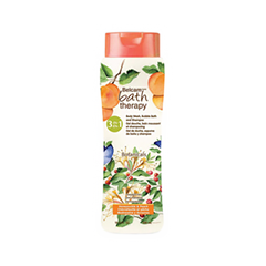 Шампунь Bath Therapy 3-in-1 Body Wash, Bubble Bath  Peach (Объем 500 мл)