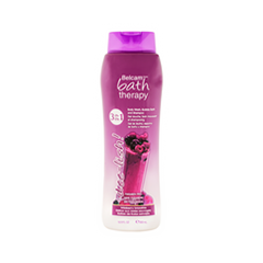 Шампунь Bath Therapy 3-in-1 Body Wash, Bubble Bath  Shampoo Wildberry Smoothie (Объем 500 мл)