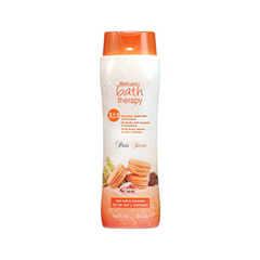 Шампунь Bath Therapy 3-in-1 Body Wash, Bubble Bath  Caramel (Объем 500 мл)