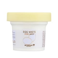 Очищение SkinFood Egg White Pore Mask (Объем 125 мл) маска a pieu fresh mate peat mask pore clearing 50 мл