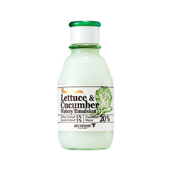 Эмульсия SkinFood Premium Lettuce & Cucumber Water Emulsion (Объем 140 мл) крем skinfood premium lettuce