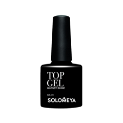 Топы Solomeya Top Gel (Объем 8,5 мл) solomeya гель лак для ногтей scg166 фисташка color gel pistachio 8 5 мл