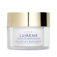 Ночной крем Lumene Hehku Celestial Radiance Recovery Night Cream (Объем 50 мл)
