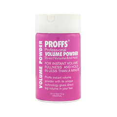 Пудра Proffs Volume Powder (Объем 10 г) все цены