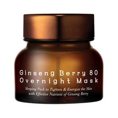 Ночная маска Pureheal's Ginseng Berry 80 Overnight Mask (Объем 100 мл)