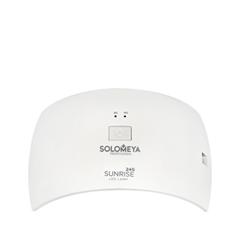 цены Лампы для маникюра Solomeya Профессиональная сенсорная LED-лампа Professional LED Lamp Sunrise 24G (24W)