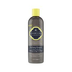 Шампунь Hask Charcoal with Citrus Oil Purifying Shampoo (Объем 355 мл)