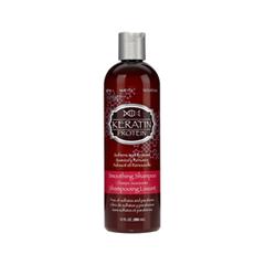 Шампунь Hask Keratin Protein Smoothing Shampoo (Объем 355 мл)