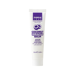 Бальзам для губ Purple Tree Coconut Miracle Balm (Объем 25 мл)