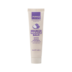 Бальзам для губ Purple Tree Shea Butter Miracle Balm (Объем 25 мл) egomania shea nut butter conditioner