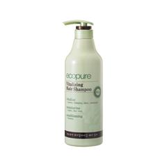 Шампунь Flor de Man Ecopure Vitalizing Hair Shampoo (Объем 700 мл)