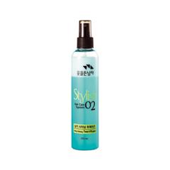 Термозащита Flor de Man Hair Care System Hair Silky Shining Two-Phase (Объем 255 мл) маска для волос flor de man flor de man fl019lwuem41
