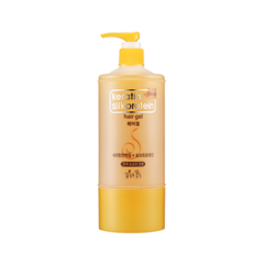 Keratin Silkprotein Hair Gel (Объем 500 мл)