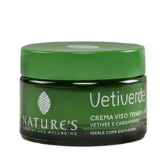 Крем Nature's Vetiverde Crema Viso Tonificante (Объем 50 мл) недорого