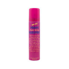 Лак для фиксации Proffs Super Strong Hairspray (Объем 80 мл) лак framesi by super hold hairspray