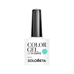 Colors Of Spring Collection Color Gel SCG080 (Цвет SCG080 Fresh Mint variant_hex_name 7ECCCC)