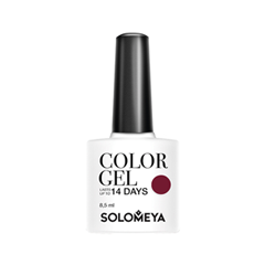 Гель-лак для ногтей Solomeya Royal Family Collection Color Gel SCG087 (Цвет SCG087 Victoria variant_hex_name 864959)