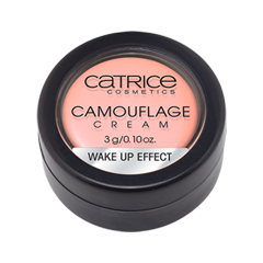 Корректор Catrice Camouflage Cream Wake Up Effect (Цвет Wake Up Effect  variant_hex_name FDCCC1) порошок для посудомоечной машины kao citric acid effect аромат грейпфрута 680 г