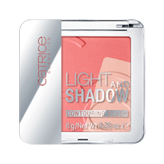 Румяна Catrice Light And Shadow Contouring Blush 020 (Цвет 020 A Flamingo in Santo Domingo variant_hex_name F17A77)