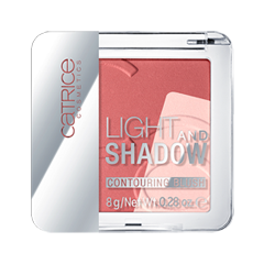 Румяна Catrice Light And Shadow Contouring Blush 030 (Цвет 030 Rose Propose variant_hex_name D76F70)