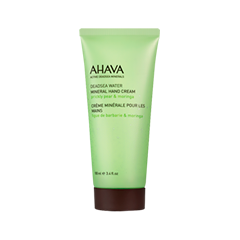 Крем для рук Ahava Deadsea Water Mineral Hand Cream Prickly Pear & Moringa (Объем 100 мл) гель для душа ahava deadsea salt liquid deadsea salt объем 200 мл