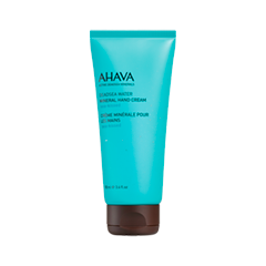 Крем для рук Ahava Deadsea Water Mineral Hand Cream Sea Kissed (Объем 100 мл) гель для душа ahava deadsea salt liquid deadsea salt объем 200 мл