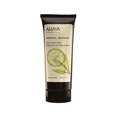 Крем для рук Ahava Mineral Botanic Velvet Hand Cream Lemon  Sage (Объем 100 мл)