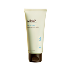 Ahava Time To Clear Purifying Mud Mask (Объем 100 мл) ahava набор duo deadsea mud набор дуэт