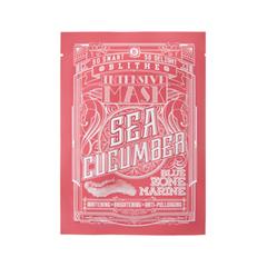 Тканевая маска Blithe Sea Cucumber (Объем 25 г) beauugreen патчи гидрогелевые для глаз с экстрактом морского огурца и пудрой черного жемчуга hydrogel sea cucumber