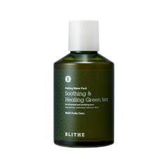 Маска Blithe Сплэш-маска восстанавливающая Soothing & Healing Green Tea (Объем 200 мл) blithe energy yellow citrus and honey сплэш маска для сияния энергия цитрус и мед 200 мл